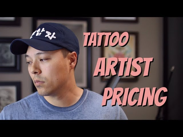 5 Factors That Determine a Tattoo Artist's Rate