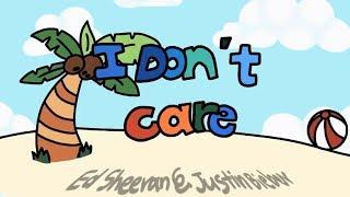 Ed Sheeran & Justin Bieber - I Don't Care / choreography 민채 / flor_us(플로어스) ver.
