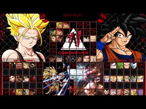 Dragon Ball Z Vs. Street Fighter - Episode 5