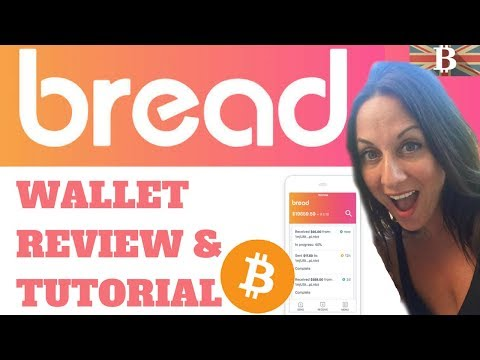 Bread Wallet: Bitcoin Mobile Wallet Tutorial & Review (2017)