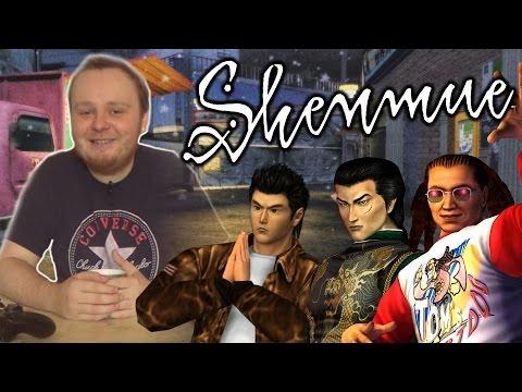 Обзор Shenmue - легендарный эксклюзив для SEGA Dreamcast
