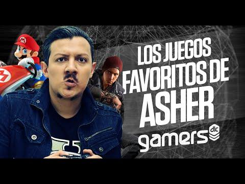 GamersDLC - 5 juegos favoritos de Asher de 2014