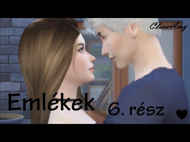 Emlékek 6. rész ( Sims 4 sorozat )
