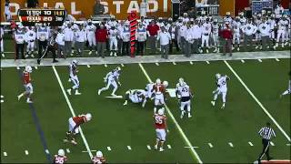 Football highlights: Texas Tech [Nov. 28, 2013]