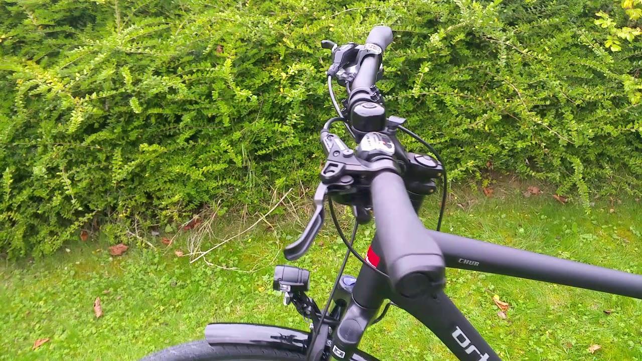 Touring Bike Ortler Chur Youtube