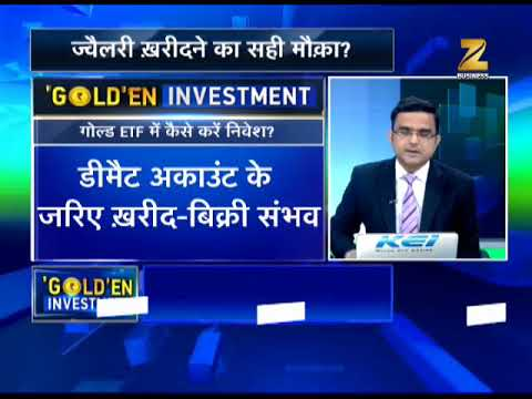 Know different ways to invest in gold and which is best for you