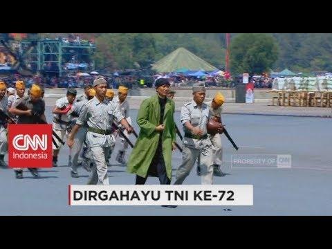 Sosio Drama Perjuangan Jendral Soedirman di HUT TNI ke-72