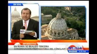 Escándalos en la Iglesia Católica antes de la elección del nuevo Papa