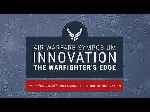 2018 Air Warfare Symposium - Unleashing a Culture of Innovation