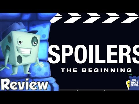 Spoilers: The Beginning Review - with Tom Vasel