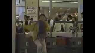 阪急電鉄の1993年代頃~昔のラガールカード TVCM 30秒.verの、CMです。 ...