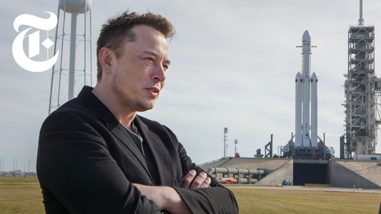 Elon Musk's Highs and Lows: PayPal, SpaceX, Tesla | NYT ...
