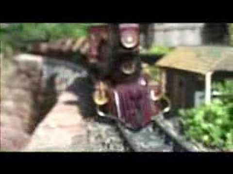 Garden Railway by David Fletcher. Part 1of4