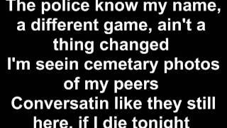 2Pac - If I Die 2Nite (Lyrics)