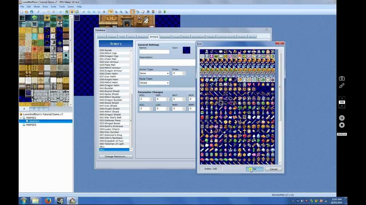 RPG Maker VX Ace - Allgemeines Spieleforum - Minestar Community