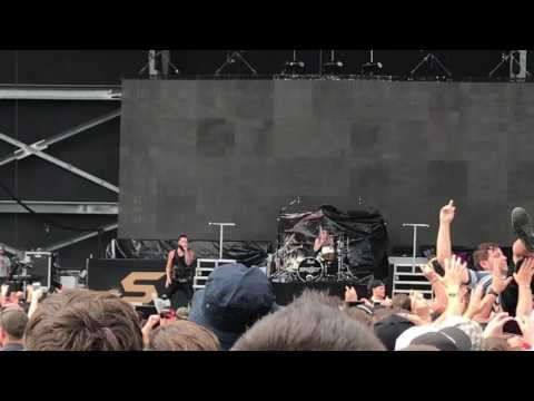 Skillet - Monster @ Rock on the Range (May 20, 2017)