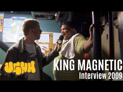 Cops bum rush King Magnetic (of Army Of The Pharaohs) interview. Wrestle guy to ground at Unity Fest