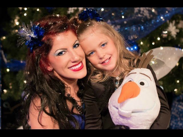 "Frozen ""Let It Go"" Performed By: Chelsea Hartmann & Zaylee Hartmann"
