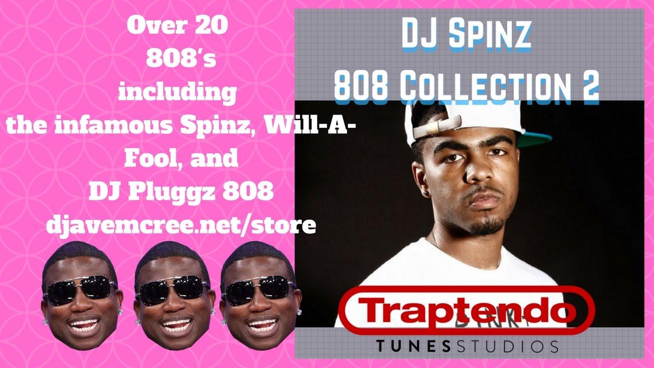DJ Spinz 808 Collection | Beat Making Videos
