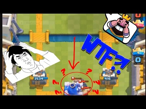 One hour of laughing \ Clash Royale Ultimate Funny Moments & Fails Compilation 2017