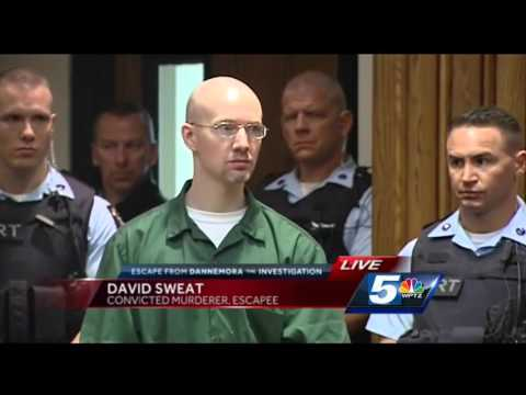 David Sweat: 'I apologize to community' for prison escape