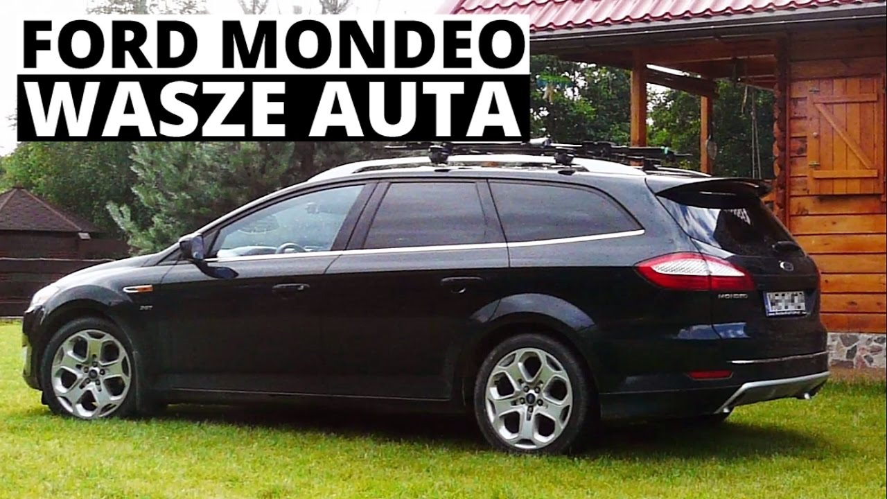 ford mondeo kombi wasze auta test 51 alek youtube. Black Bedroom Furniture Sets. Home Design Ideas