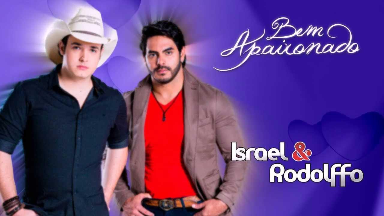musica chorar por amor israel e rodolfo krafta