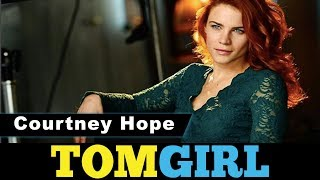 Courtney Hope Talks The Bold and the Beautiful, Video Games and Fitness  | TomGirl Ep. 52