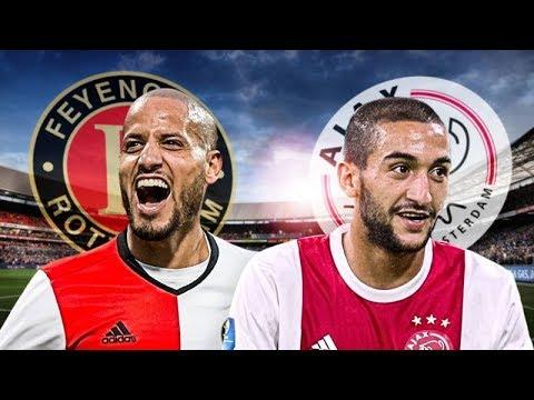 Feyenoord - ajax - live - de klassieker