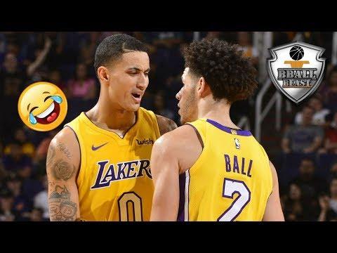 NBA BLOOPERS 2017 2018 Part 1
