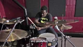 Drums - THE BEST DRUM SHED EVER!!! @ GospelChops.com