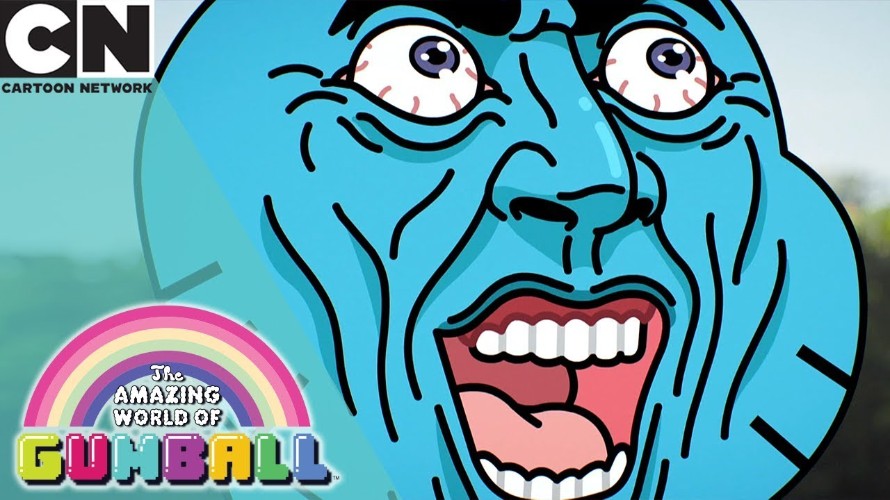 the amazing world of gumball what is his name cartoon network