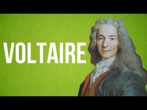 Video image: Who was Voltaire?