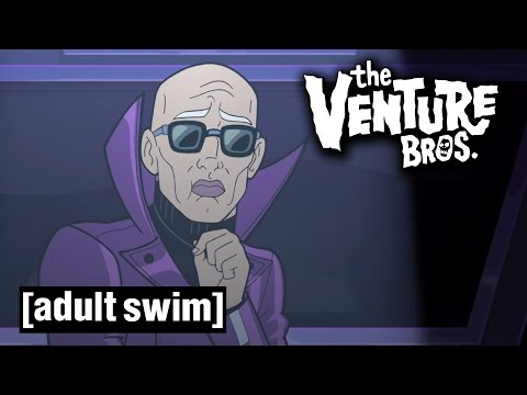 Postmodern Art Villains | The Venture Bros | Season 6 Sneak Peek | Adult Swim