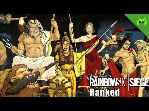 WERDEN WIR ZU GÖTTERN? 🎮 Rainbow Six: Siege Ranked #65