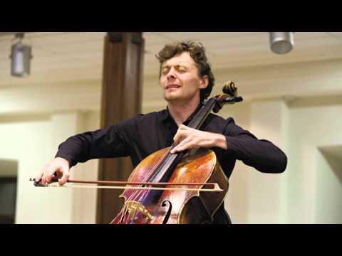 J. S. Bach Chaconne from Partita №2 in D minor Rustam Komachkov (cello)