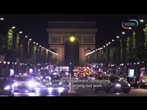 Energy performance contract for street lighting in Paris