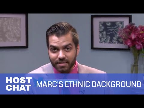 Marc's Ethnic Background | Marc & Mandy Show