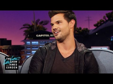 Taylor Lautner Would Make for an Excellent 'Bachelor'