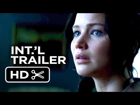 The Hunger Games: Catching Fire Official Japanese Trailer (2013) HD