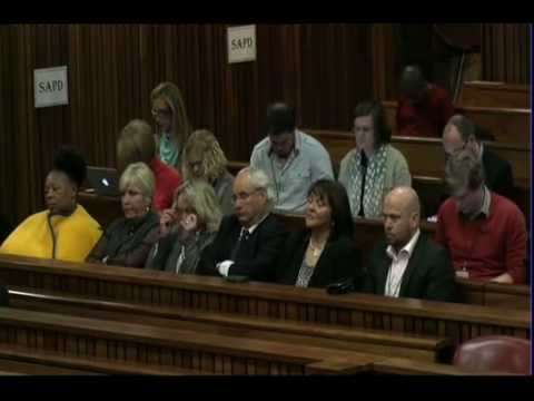 Oscar Pistorius Trial: Tuesday 1 July 2014, Session 1