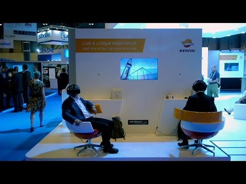 EAGE 2015 Offshore VR