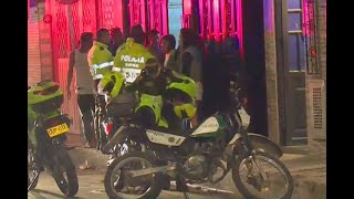 Venezolanos atracaron a venezolanos en un edificio de Suba - Ojo de la noche