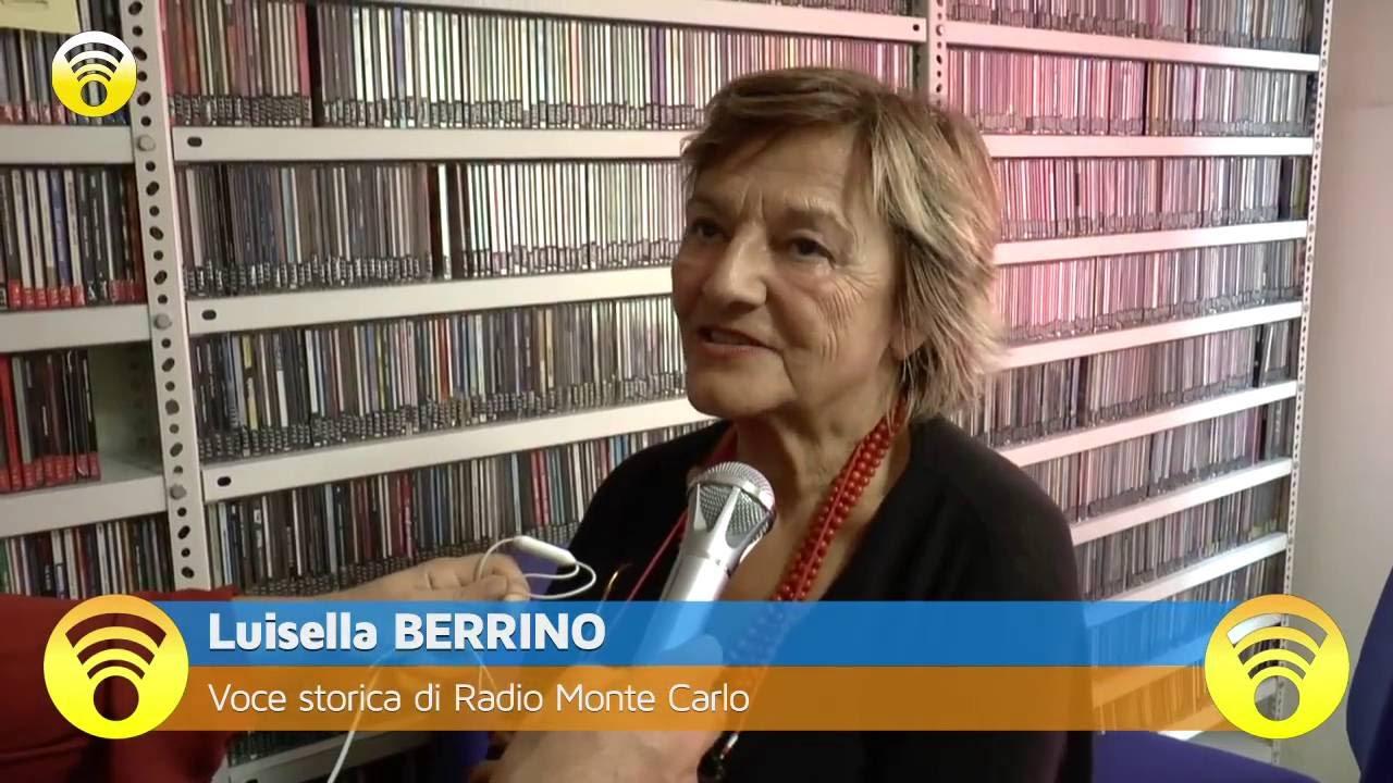 Voce Storica Di Radio Monte Carlo Luisella Berrino Live A Radio Onda Ligure 101 Mediagold