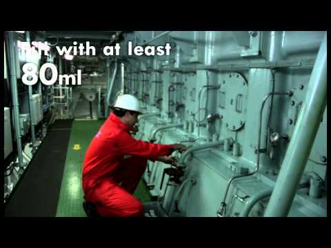MobilGard™ Cylinder Condition Monitoring (CCM) – Scrape Down Oil Analysis