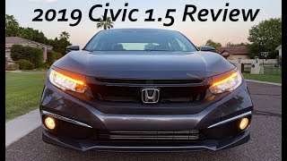 Civic Duty: Road Testing a 2019 Honda Civic 1.5 Touring for 7 Days