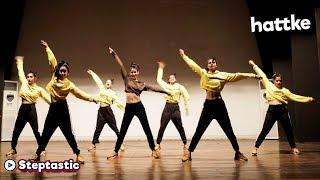 Ultimate Hip Hop Group Dance Choreography | Shaheed Bhagat Singh College, Delhi @ Tarang'19 | Hattke