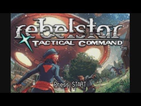 Rebelstar: Tactical Command: 01: War, War Never Changes
