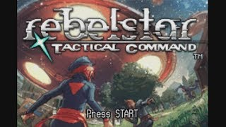 Rebelstar: Tactical Command: 01: War, War Never Changes
