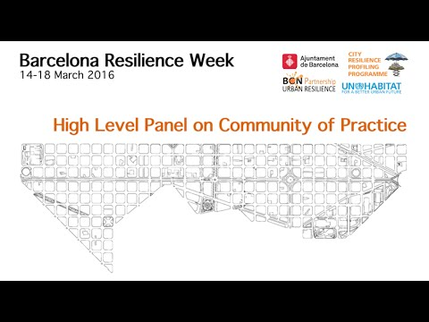 High Level Panel on Community of Practice
